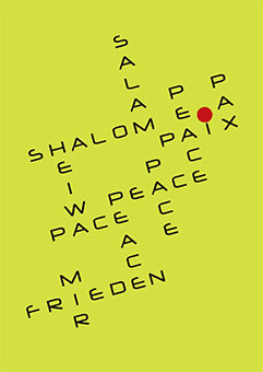 Frieden multilingual